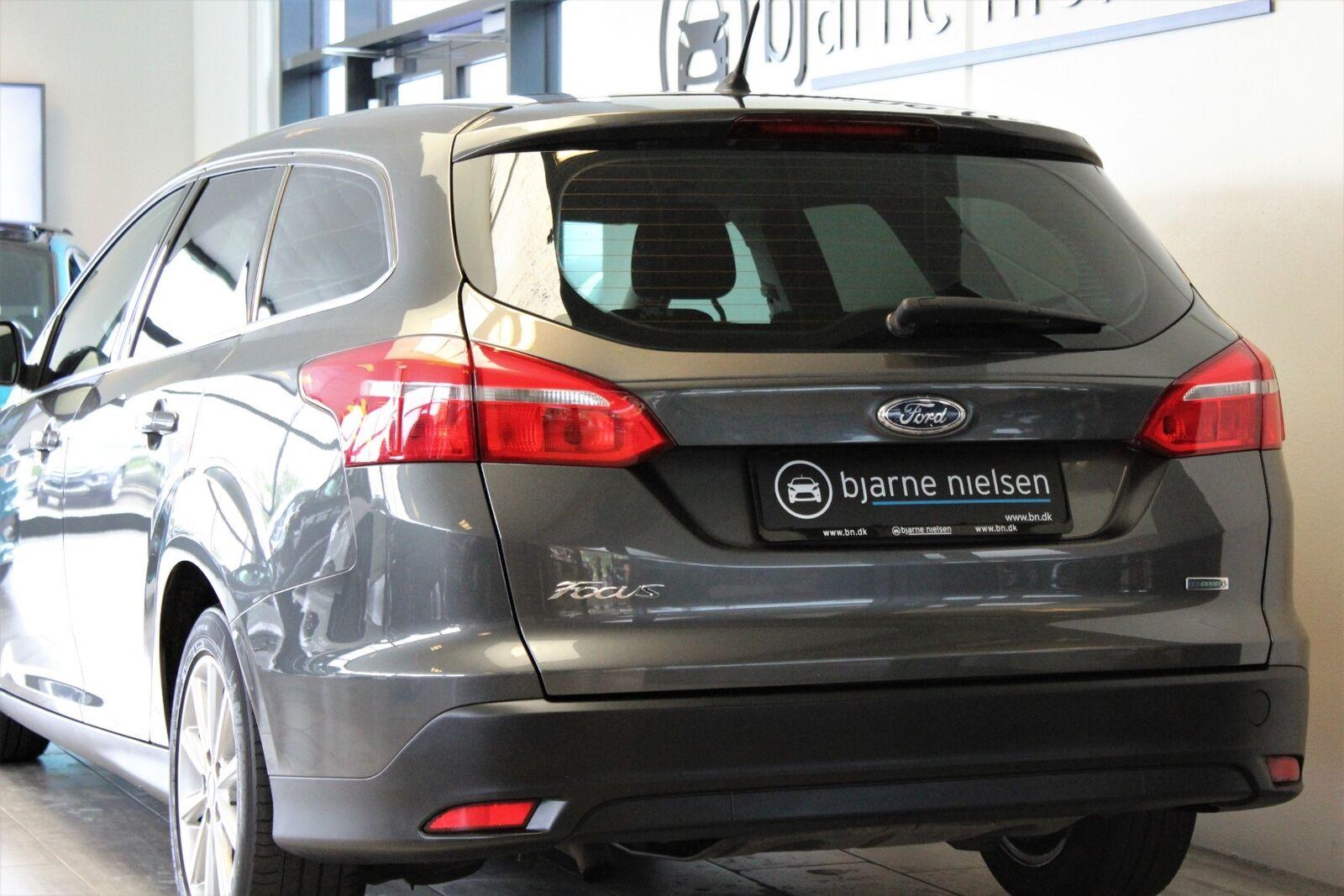 Ford Focus 1,0 SCTi 100 Titanium stc. - billede 3