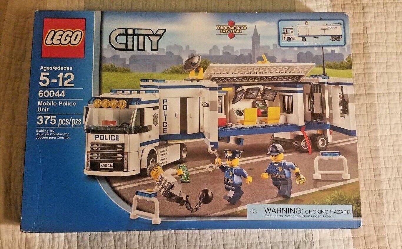Lego  città [polizia Mobile Comuomod Center] - [60139] nuovo  grandi risparmi