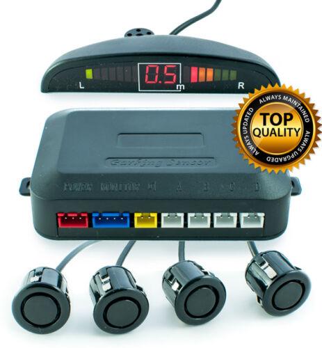 Sensor de Aparcamiento Marcha Atrás Reversa Kit Nissan Micra Murano Navara Note NV200 CC