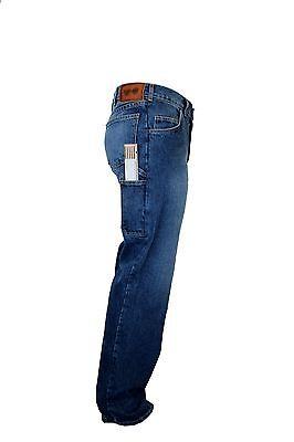 2. Wahl Pionier Workwear 5-pocket Jeans Mit Zollstocktasche Arbeitshose Blau 324