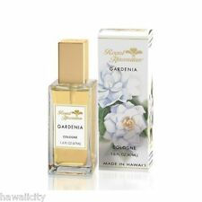 Hawaii Gardenia Flower Cologne Royal Hawaiian Perfumes - 1.6 FL OZ