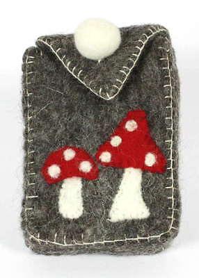 Handytasche aus Filz Smartphonetasche mit bunte Farbe Schöne Tasche FGB-45