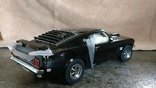 Danbury Mint 1969 Ford Mustang Boss 429 (Black) 1:24