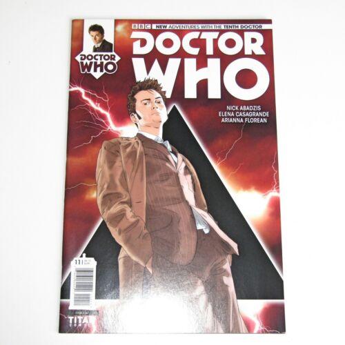 Doctor Who Comics  10th David Tennant 11th Matt Smith 12th Peter Capaldi