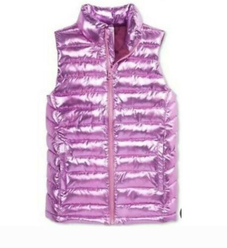 Ideology Childs Pink Puffer Gillet Age 7//8 From RRP £25.00 Now Only £14.95