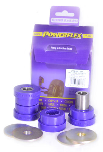 Powerflex Poly For Vauxhall//Opel Vectra C 02-08 Rear Upper Arm Outer Bush 38mm