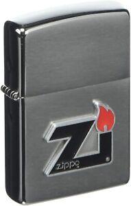 Zippo-Flame-Flamme-Symbol-Emblem-60000831-Lighter-Benzin-Sturm-Feuerzeug