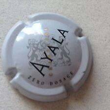 Capsule de champagne AYALA (28. blanc zéro dosage)