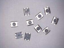 10x SMD Taster Mikrotaster 6x3,5x4,3mm Kurzhubtaster Drucktaster KFZ Schlüssel