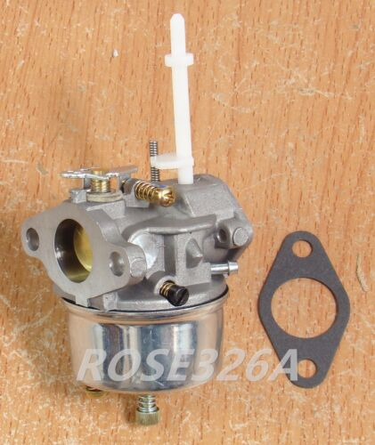 Carburetor for Tecumseh H70 HSK70 7hp Snow Thrower Blowers 632371A