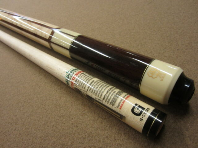 New McDermott G501 Pool Cue w/ G-Core Shaft w/ FREE Case