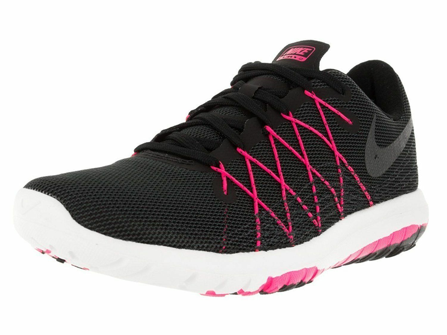 NIKE FLEX FURY 2 LOW RUNNING SNEAKERS WOMEN SHOES 19135-003 SIZE 10 NEW