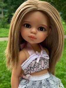 ООАК Сarla Paola Reina - 32 cm, with a movable neck