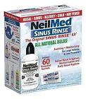 NeilMed Sinus Rinse Kit 60 Premixed Sachets