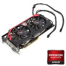 AMD Radeon R9 280X 3GB Graphics Video Card For Apple Mac Pro 4K 2009-2012