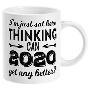 Funny-Mug-Can-2020-Get-Any-Better-Gift-Boxed-office-him-Cup-19Covid-joke