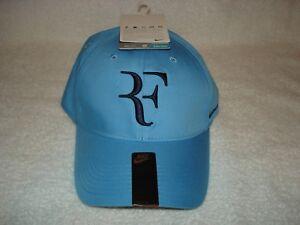 455aac2ffbde8 NWT Nike Federer RF Dri-FIT Tennis Legacy 91 Hat Cap Blue 371202-412 ...
