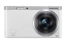 Samsung SMART CAMERA NX Mini Body with 9mm Lens Random Color /20.5MP,W-iFi,NFC