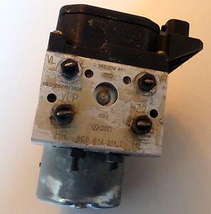 ABS ESP Aggregat Steuergerät 8E0614111T 8E0614111AA 8E0614111AT