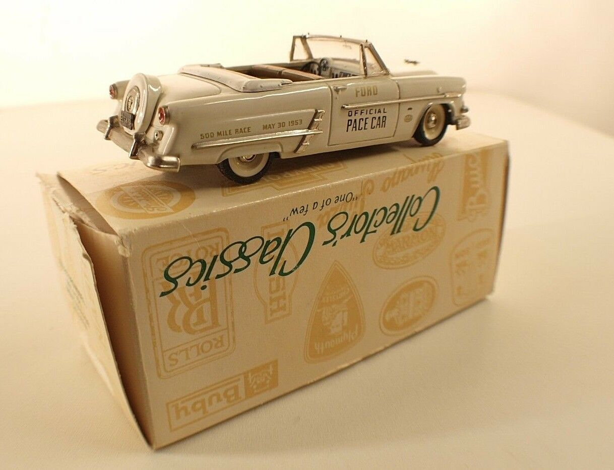 Collector's Model, C1 - 2PC Ford Ford Ford 1953 PACE CAR n°2-0145 03400 1 43 inbox boîte c888f7