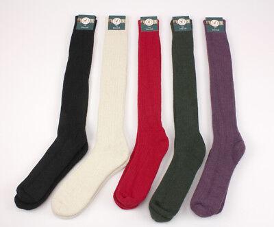 Das Beste Alpaca Knee Length Socks - Cushioned Sole