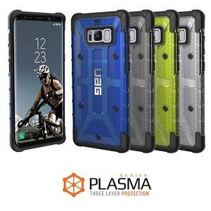 detailed look 3b75e dc77c Details about Urban Armor Gear (UAG) Samsung Galaxy S8+ S8 PLUS 6.2