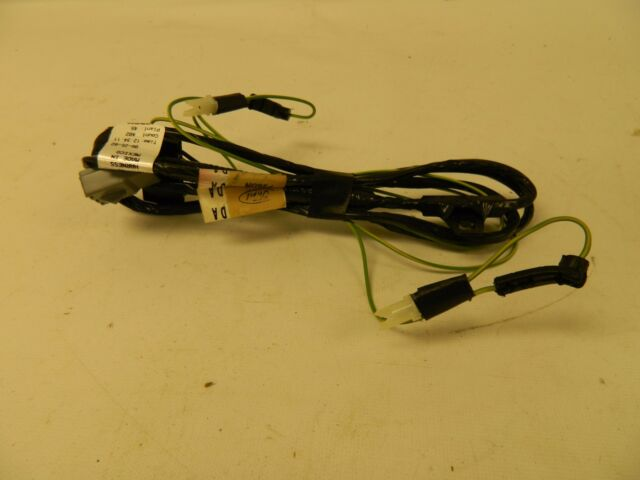 New Oem 1992  U0026 Up Ford Wire Wiring Assembly Econoline  Club