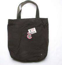 Converse I Love Chuck Tote Bag (Black)