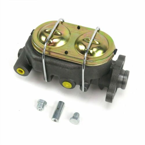 "1960-62 Chevy Truck Firewall Mount Power 7/"" Single Brake Booster Kit Disc//Drum"