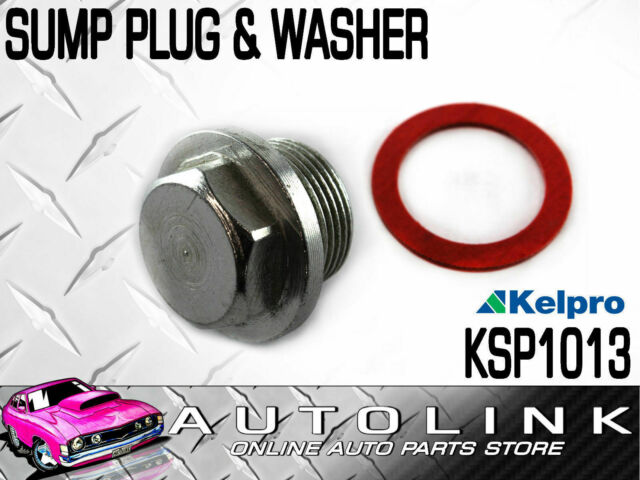KELPRO SUMP PLUG & WASHER 25mm - 1.5 FOR TOYOTA LANDCRUISER FJ60 4.2L 2F PETROL