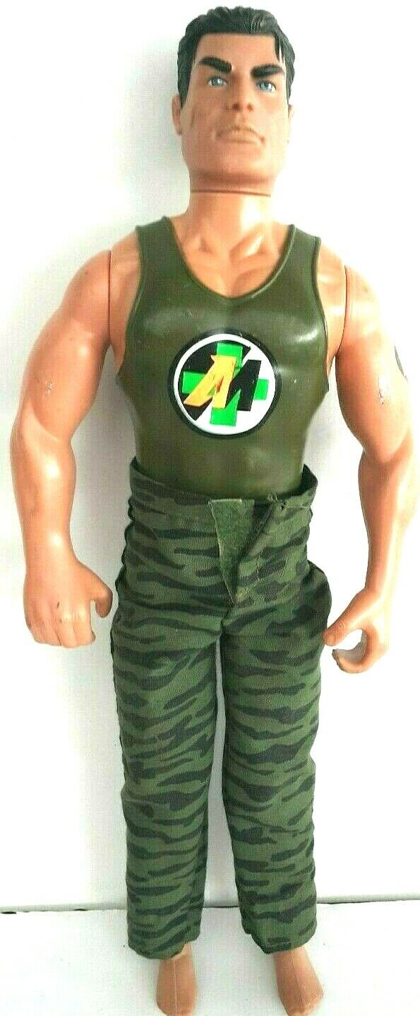 Hasbro Action Man Operation S.O.S Action Figure 1996 Vintage Collectable Rare