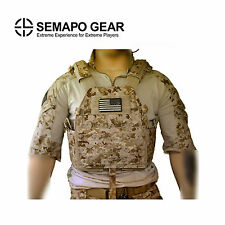 AOR1 lite version airsoft vest AOR1 6094a aor1 plate carrier m4