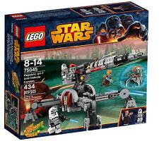 LEGO Star Wars Republic AV-7 Anti-Vehicle Cannon (75045)