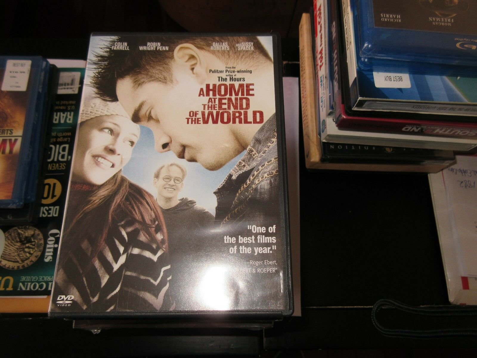 A Home At The End Of The World , DVD