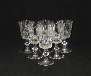 Tritschler-Winterhalder-Crystal-Wine-Glasses-Goblets-Set-of-6