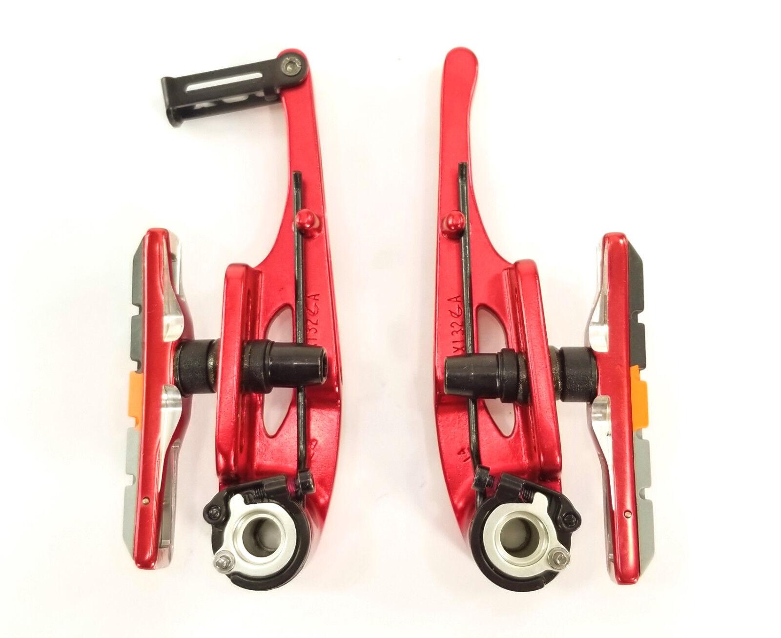 Bicicleta Bmx BOX BOX BOX ECLIPSE PRO V-brakes, Rojo 9f1aa4