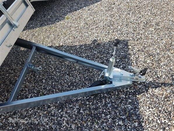 Trailer Tipper 2612 North 750 kg, lastevne (kg): 750