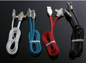 Universal 3 In1 Multi Usb Charger Charging Sync Cable For Android Phones Tablets Cables & Adapters Wire, Cable & Conduit