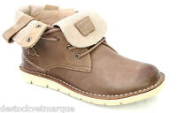 Bunker Shoes Bu 6 Taupe Metal Chaussures Beige Toile Et Cuir Homme Taille 41