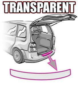 VW T6 Ladekantenschu<wbr/>tz TRANSPARENT ORACAL© 651