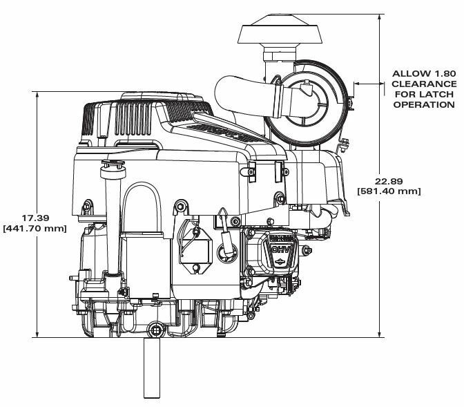 briggs amp stratton engine parts diagrams 17 0hp