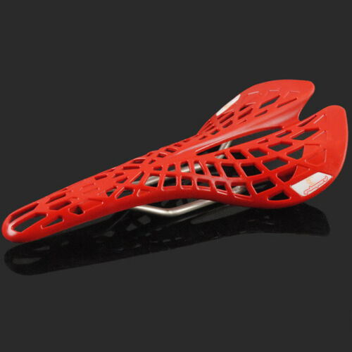 Bike Bicycle Cycling Seat Saddles Pad Mountain Road Sports Hollow Spider Outdoor