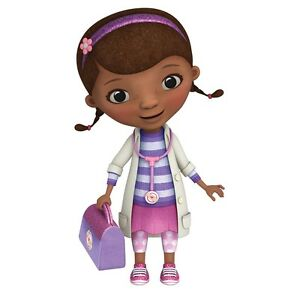 DOC-MCSTUFFINS-37-034-Wall-Decal-Mural-Disney-Kids-Doctor-Kit-Room-Decor-Stickers