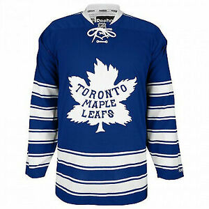 first rate a12a6 505ae 2014 Winter Classic Toronto Maple Leafs Premier Jersey by Reebok