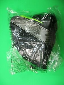 NIKE-VAPOR-Black-Lime-Gray-Driver-Golf-Club-Head-Cover-034-NEW-In-Plastic-034