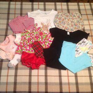a9a4dc770d5 Baby Girl s clothes set NB-6-9-12-18-24 mo Ralph Lauren Calvin Klein ...