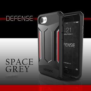 Original-X-doria-Drop-Test-Metal-Bumper-Defense-Gear-Case-Cover-fo-iPhone-7-Plus