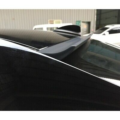 Stock HRS Type PUF Rear Window Roof Spoiler Wing For Acura 2009-2014 TSX Sedan