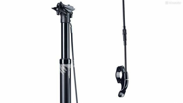 DROPPER SEAT POST Remote Suspension Seat post MTB 31.6mm  30.9mm 125mm drop Stem  timeless classic