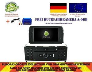 AUTORADIO-DVD-GPS-NAVI-ANDROID-9-0-DAB-MERCEDES-BENZ-C-KLASSE-W204-07-11-RD5704